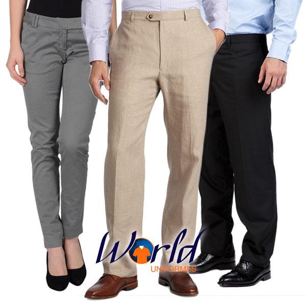 Pantalon Estilo Docker Archivos World Uniformes